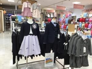 2021年御入学式向けのお洋服ぞくぞく入荷中